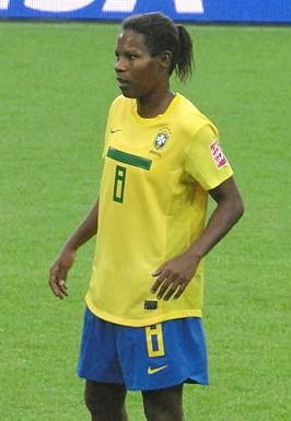 Formiga tijdens het WK van 2011