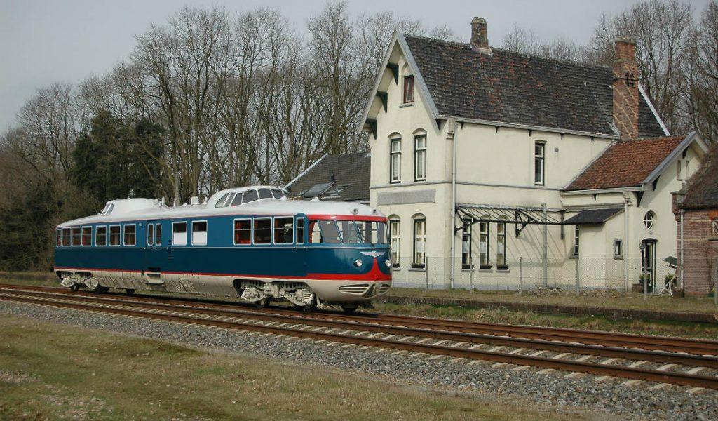 Kameel bij seinhuis - Foto: Spoorwegmuseum / CC BY 2.0