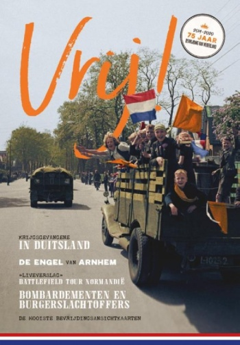 Vrij! 75 jaar bevrijding van Nederland