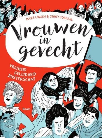 Vrouwen in gevecht - Marta Breen
