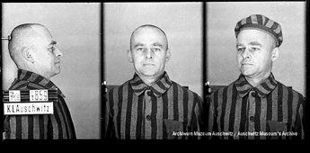 Verzetsstrijder Witold Pilecki liet zich vrijwillig opsluiten in Auschwitz