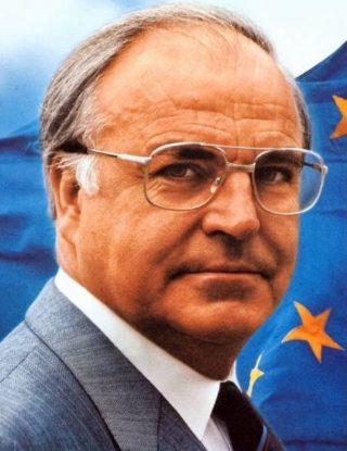 Helmut Kohl (CC BY-SA 3.0 de - Bundesarchiv)