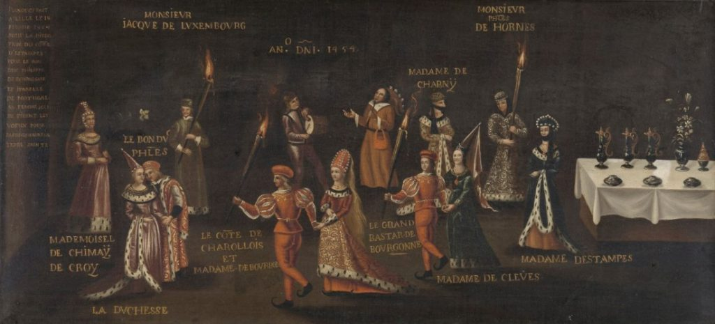 Banket van de Fazant (Rijksmuseum SK-A-4212)