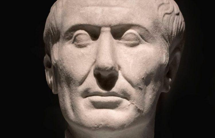 Caesar, de Tusculum-buste (Publiek Domein - wiki)