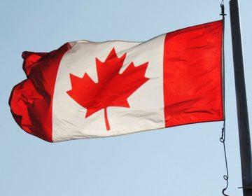 Volkslied van Canada - Vlag van Canada (CC0 - Pixabay - PublicDomainPictures)