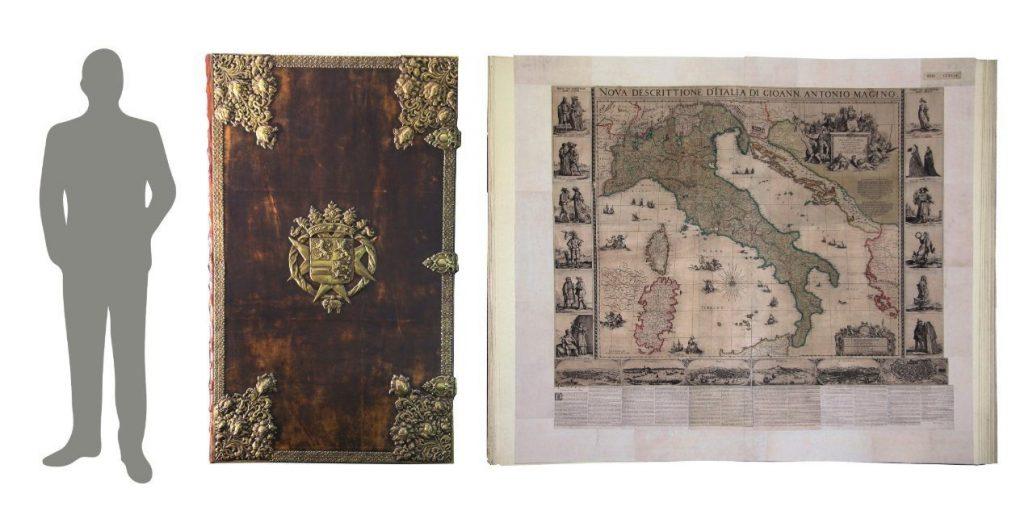 Atlas van de Grote Keurvorst van Brandenburg (rond 1665) ( Staatsbibliothek zu Berlin, Berlijn - © Koninklijk Paleis Amsterdam)