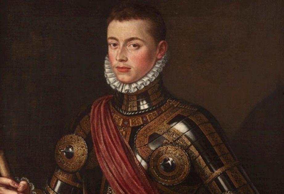 Don Juan van Oostenrijk (1547-1578) - Legerleider en landvoogd (Publiek Domein - wiki)