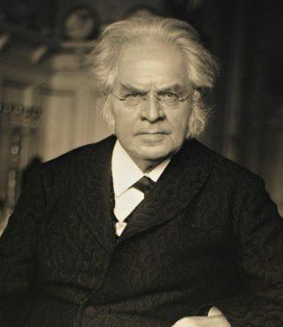 Dichter Bjørnstjerne Bjørnson (CC BY 2.0 - Anders Beer Wilse - wiki)