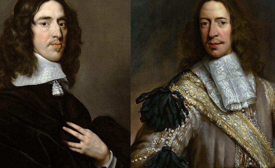 Johan en Cornelis de Witt