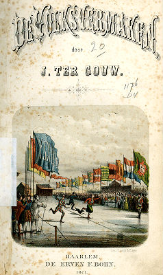De volksvermaken(1871) –Jan ter Gouw