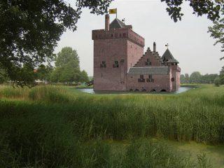 Impressie van Kasteel De Middelburg - Remco Cevat (Gemeente Alkmaar)