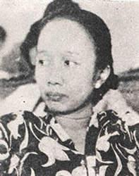 Maria Ulfah Santoso