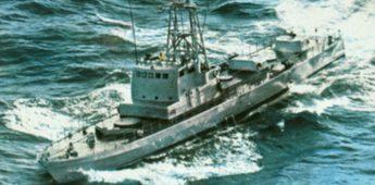 Hoe de Mossad vijf kanonneerboten Frankrijk uit smokkelde