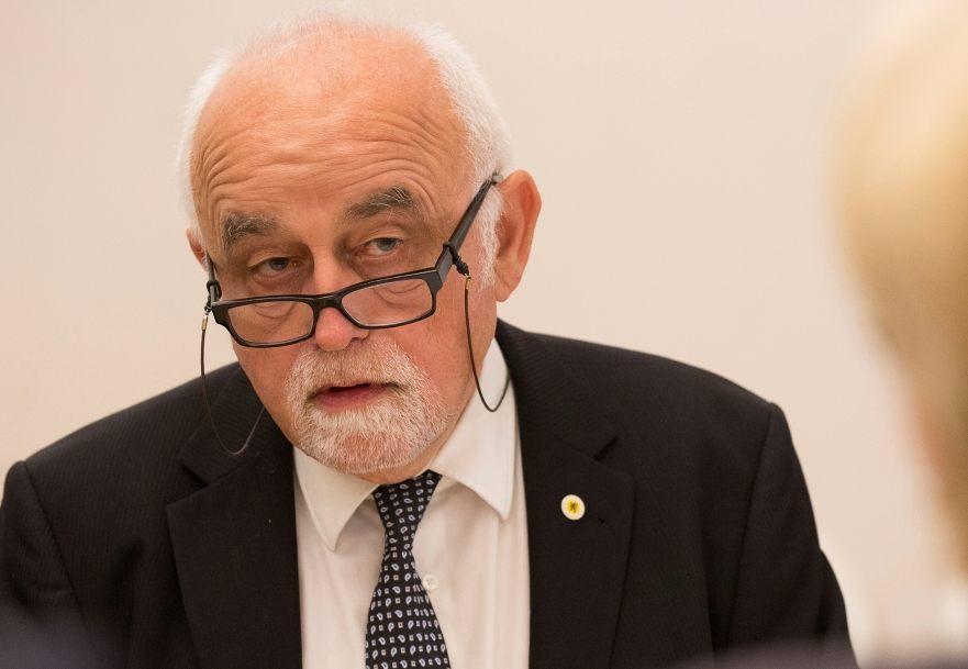 Jan Peumans in 2015 (CC BY-SA 2.0 - Saeima - wiki)