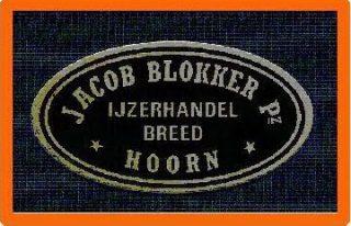 IJzerhandel Jacob Blokker (Museum van de 20e Eeuw)