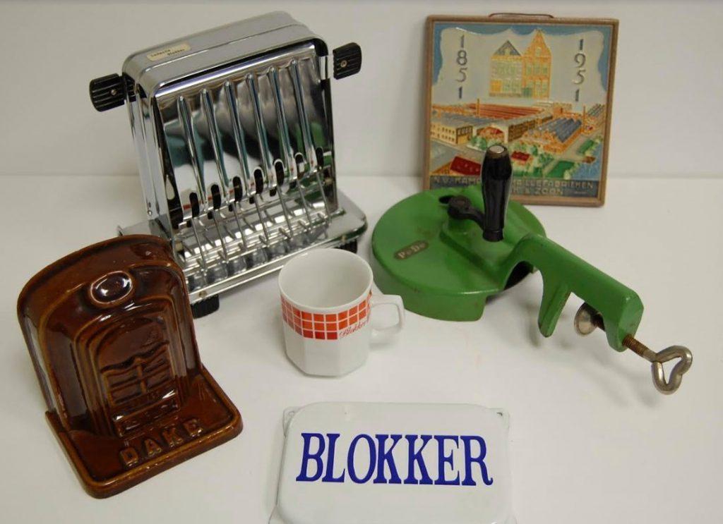 Uit het assortiment van Blokker (Museum van de 20e Eeuw)