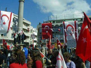 Atatürk-plein in Noord-Nicosia (CC BY 2.0 - wiki)