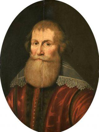 Portret van Cornelis Haga (Publiek Domein - wiki)