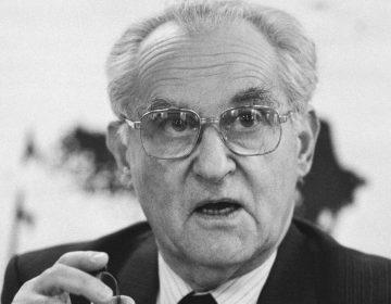 Ben Polak in 1986 (CC0 - Rob Bogaerts / Anefo - wiki)