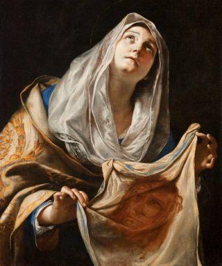 Sint-Veronica, Mattia Preti