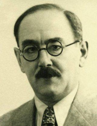 Imre Nagy in 1945 (CC BY-SA 4.0 - Fortepan - wiki)