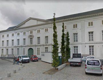 Mechelse gesprekken - Aartsbisschoppelijk Paleis van Mechelen (Google Street View)