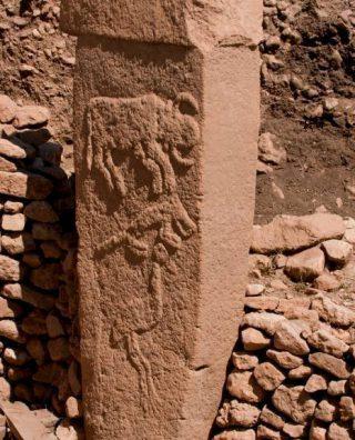 Göbekli Tepe, reliëf (CC BY-SA 3.0 - Teomancimit - wiki)