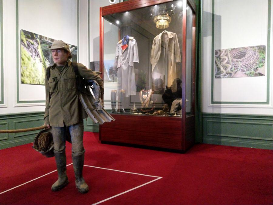 """""""Glans & Roest uit WOI, sporen van keizer en soldaat"""""""