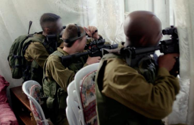 De methode 'Onbestorven Weduwe' werd ontwikkeld om gewapende Palestijnen een open veld in te lokken en hen daarna vanuit een schuilplaats te beschieten. (Ronen Bergman)