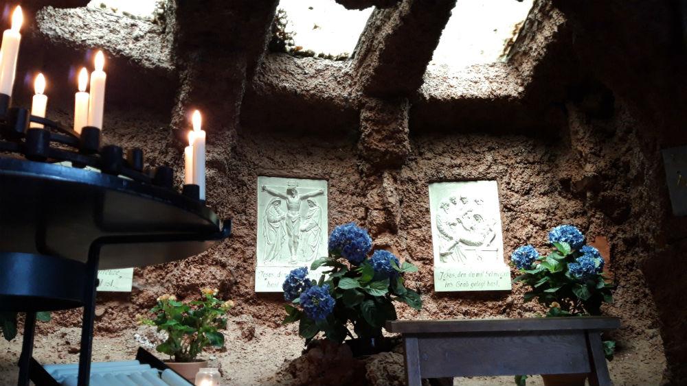 Interieur van de grot (Foto: Historiek)