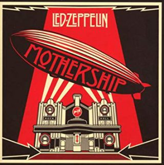 Album van Led Zeppelin