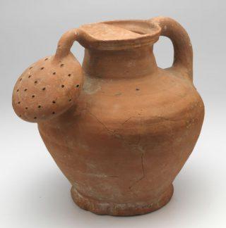 Gieter van aardewerk (Collectie Boijmans Van Beuningen)