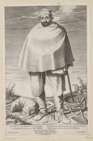 Portret van een tuinman (Rijksmuseum Amsterdam)