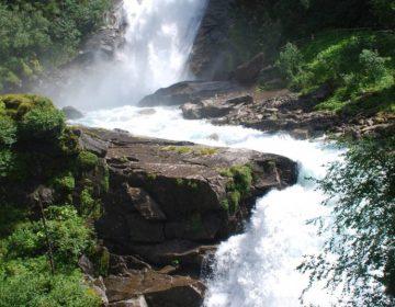 Krimmler Wasserfälle (CC BY-SA 3.0 - Rob Koster - wiki)
