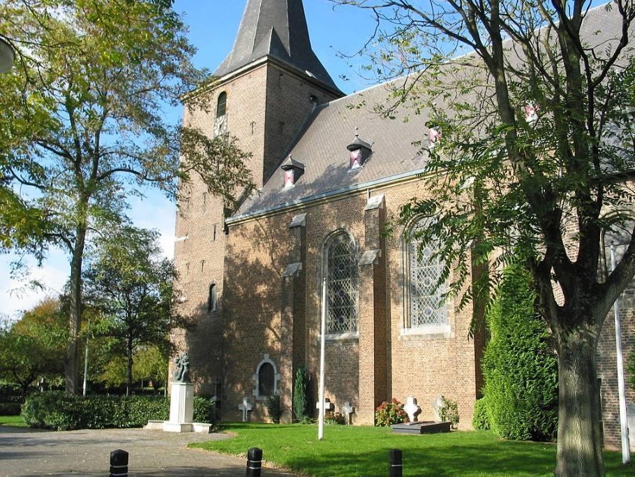 Petrus en Pauluskerk van Schaesberg (CC BY-SA 3.0 - Redfish71 - wiki)
