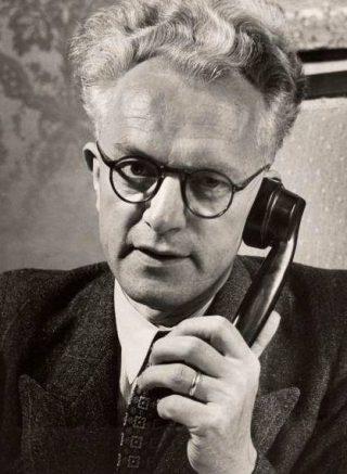 Jos Gielen in 1947 (Bron: Collectie Spaarnestad, Henk Blansjaar, CC BY-SA 3.0 nl)