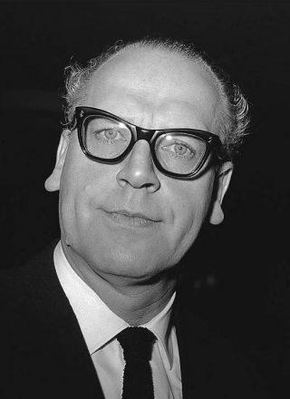 Maarten Vrolijk in 1965 (Bron: Joost Evers / Anefo - Nationaal Archief, CC BY-SA 3.0)