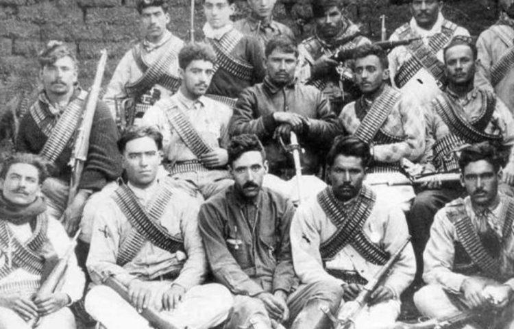 Cristero-oorlog - Cristero's (Publiek Domein - wiki)