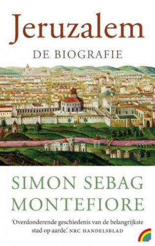 Jeruzalem. De biografie - Simon Sebag Montefiore