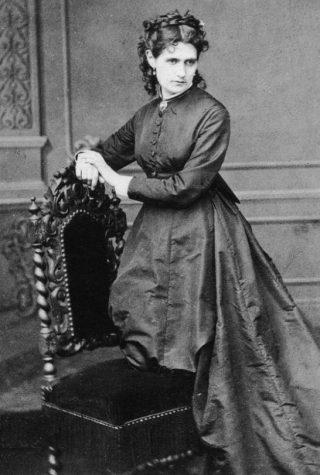 Berthe Morisot (Publiek Domein - wiki)