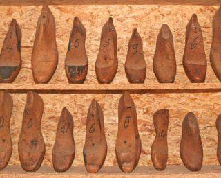 Verzameling houten leesten (CC BY-SA 3.0 - Cornischong - wiki)