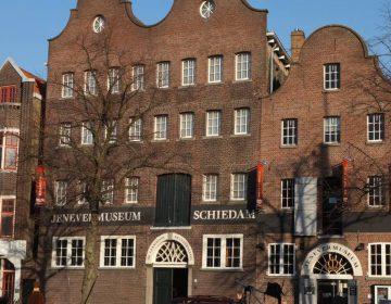 Schiedam in het oog hebben - Jenevermuseum in Schiedam (CC BY-SA 3.0 - G.Lanting - wiki)