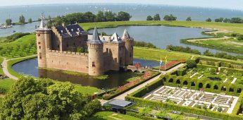 Het Muiderslot – Een beroemd Middeleeuws kasteel