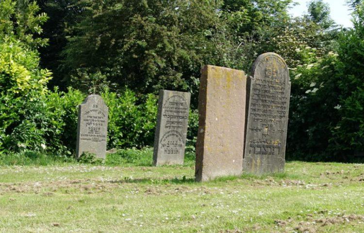 Joodse begraafplaats Edam - Foto: Waterlands Archief