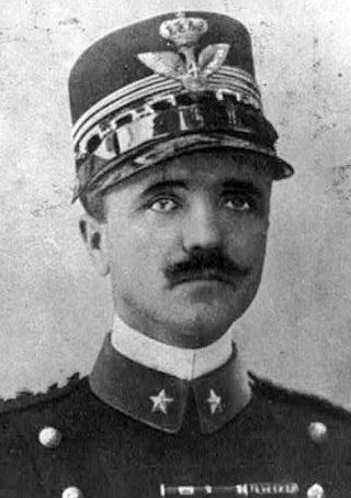 Pietro Badoglio in 1921 (Publiek Domein - wiki)