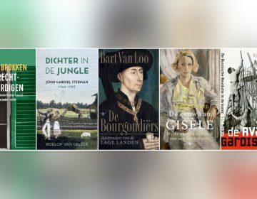 Shortlist Libris Geschiedenis Prijs 2019