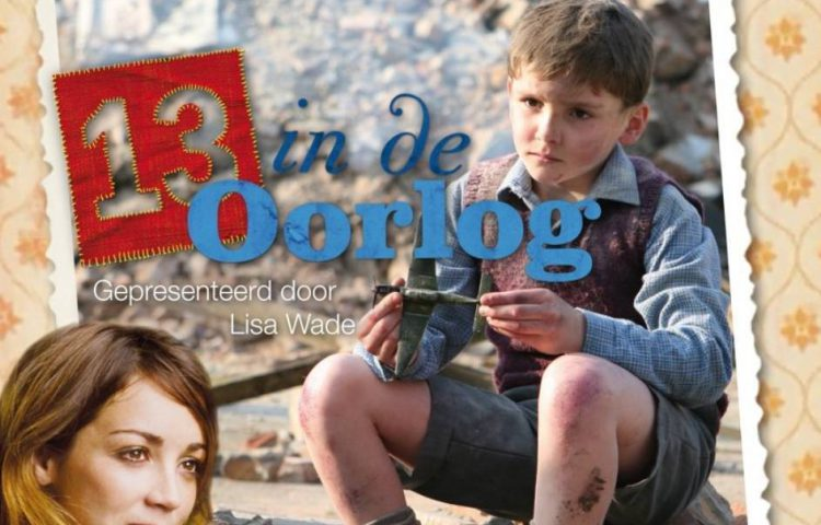 13 in de Oorlog - Detail van de dvd