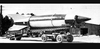 8 september 1944: De eerste V2-lancering