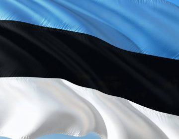 Volkslied van Estland - Vlag van Estland (CC0 - Pixabay - 1966666)