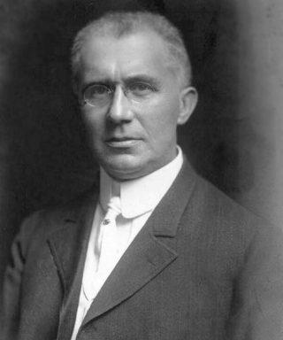 Emile Berliner, uitvinder van de grammofoonplaat (Publiek Domein - wiki)
